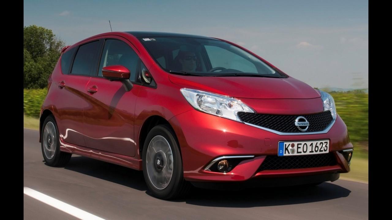 Nissan quer superar Toyota e ser primeira asiática na Europa até 2016