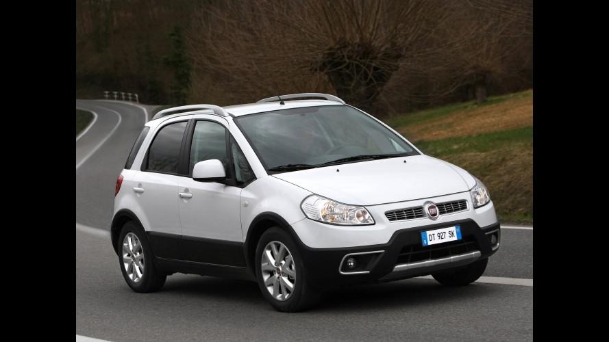 Fiat adia lançamento de SUV compacto da Jeep em favor da próxima geração do Sedici