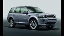 Land Rover Freelander dá últimos suspiros com série especial Metropolis