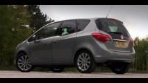 Site analisa a Nova Opel Meriva em 90 segundos