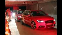 Audi lança oficialmente A1 no Brasil em megaevento em SP - Veja fotos do AreA1