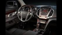GMC Terrain 2013 ganha versão Denali e motor V6 de 301 cv nos Estados Unidos