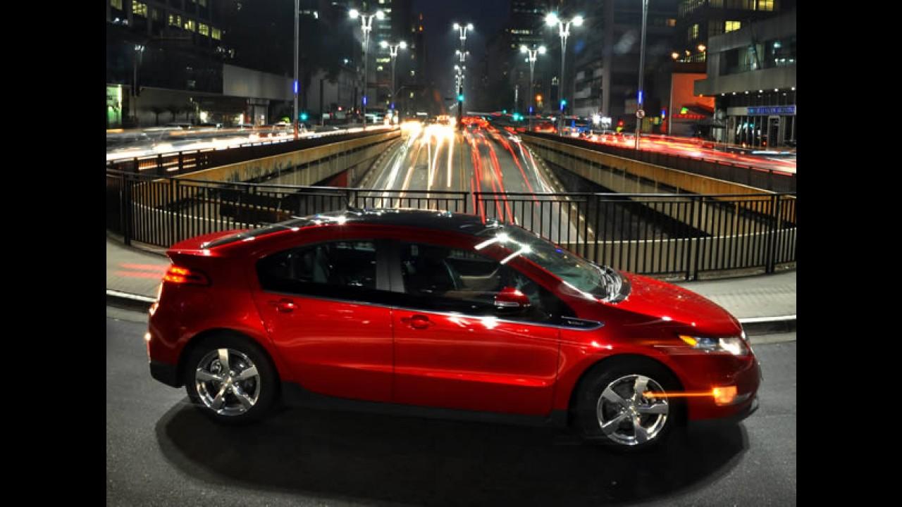 Chevrolet VoltXpedition: Expedição percorrerá cidades do Brasil a bordo do Volt