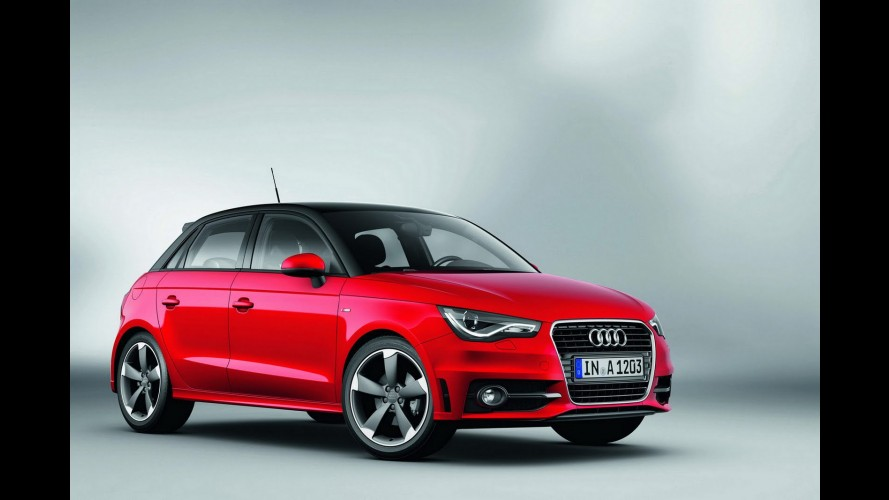 Agora é oficial: Audi revela todos os detalhes do A1 Sportback - Veja fotos
