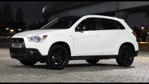 Grã-Bretanha: Mitsubishi lança ASX Black Edition