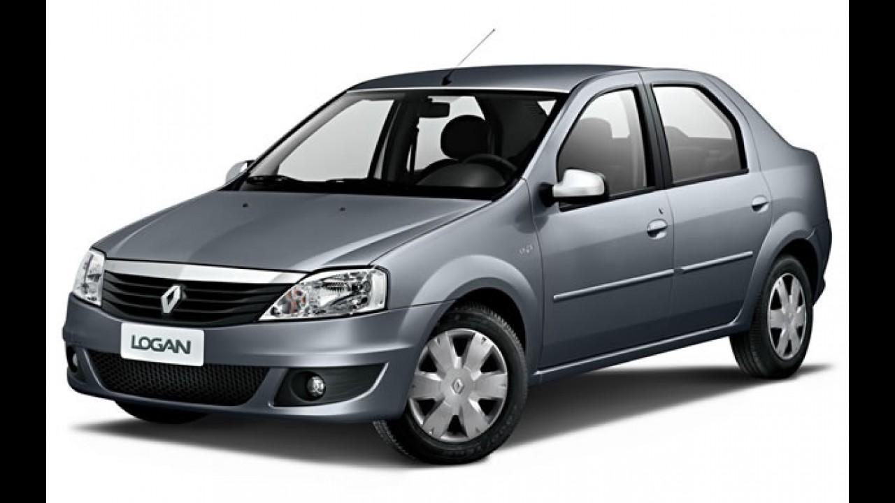 Renault relança série limitada Logan Up - Preço começa em R$ 35.590