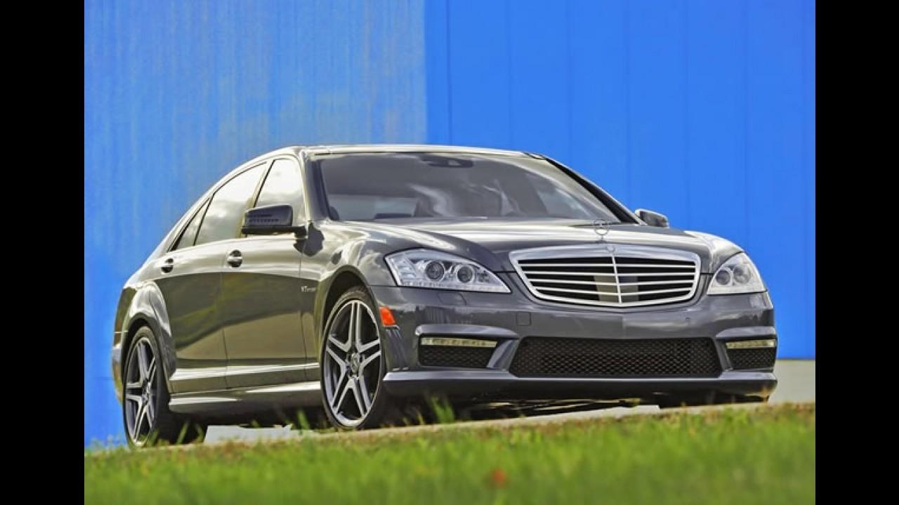 Mercedes registra crescimento superior a 10% nas vendas globais de fevereiro