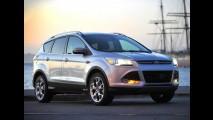 Flagra! Novo Ford Escape (SUV do Focus) já roda no Brasil