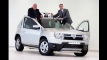 Dacia Duster ganha prêmio de carro do ano na Escócia