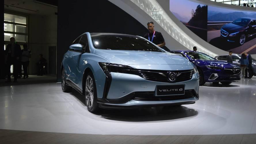 2018 Buick Velite 6