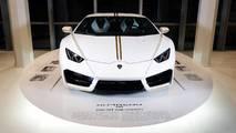 Lamborghini Huracan Papa Francesco