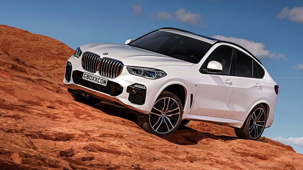 5.- BMW X6 2019