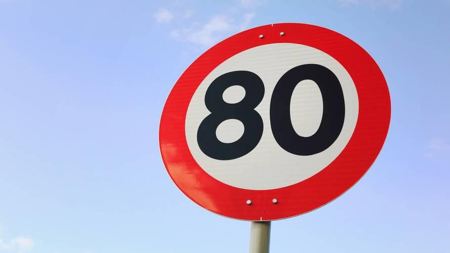 Eldőlt: július 1-től 80 km/órára csökken a sebességhatár a francia utakon