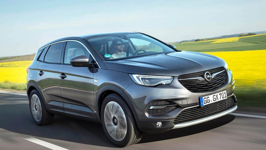 1,5-Liter-Diesel jetzt auch im Opel Grandland X