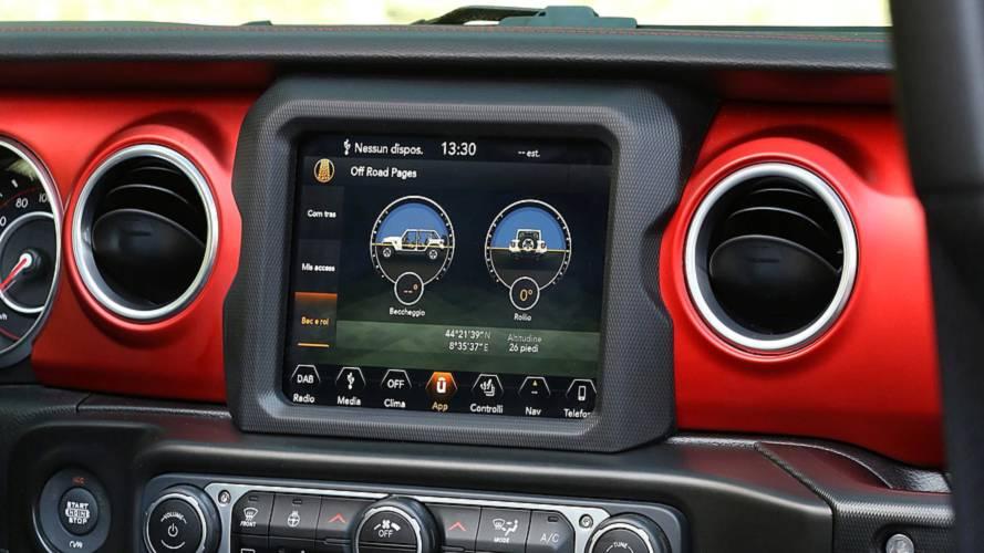 JL Jeep Wrangler Avrupa'da