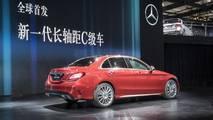 2019 Mercedes C-Class L facelift