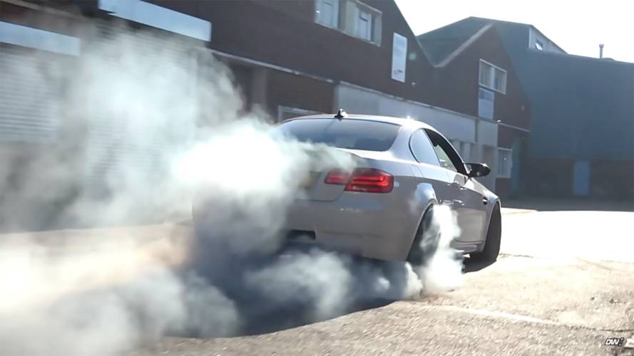 Purists Look Away: BMW M3 Gets Supercharged LT4 V8 With 650 HP