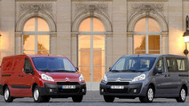 New Citroen Dispatch Range