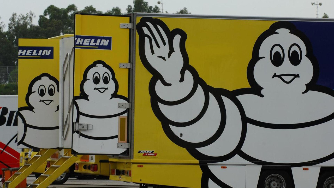 Michelin Tyre Trucks