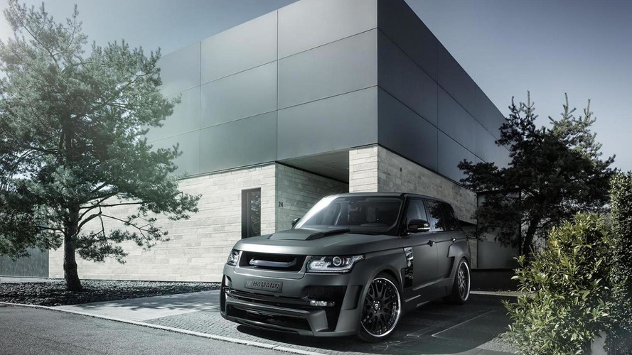 Hamann updates Mystere Range Rover, loses pink chrome exterior [video]