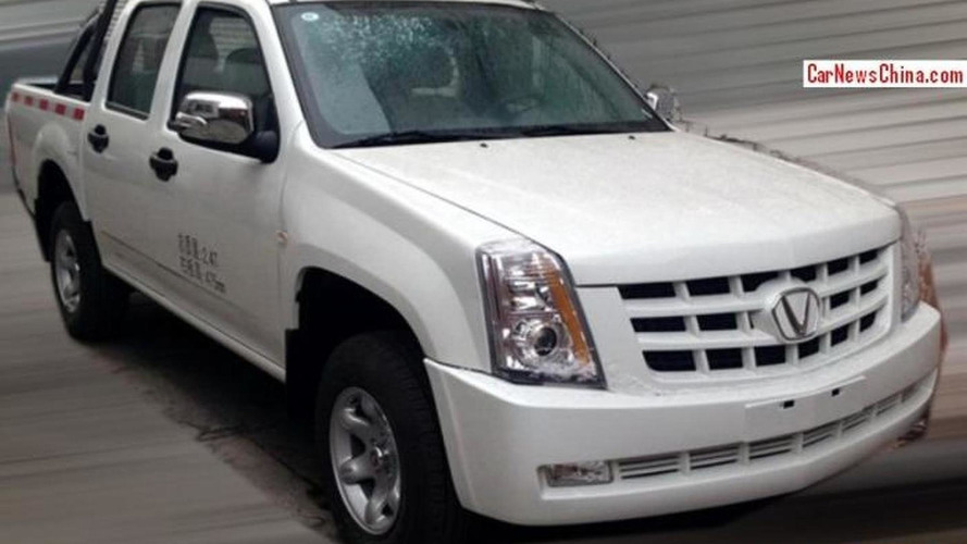 Shanxi Victory Jinchi X1 is the Chinese Cadillac Escalade EXT you never wanted