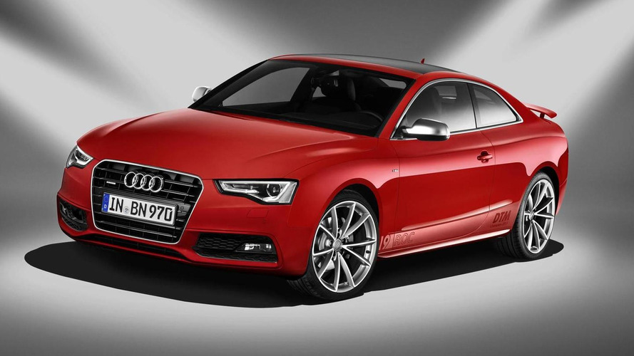 Audi A5 DTM Champion special edition introduced