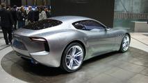 Maserati Alfieri 2+2 konsepti Cenevre'de görücüye çıktı