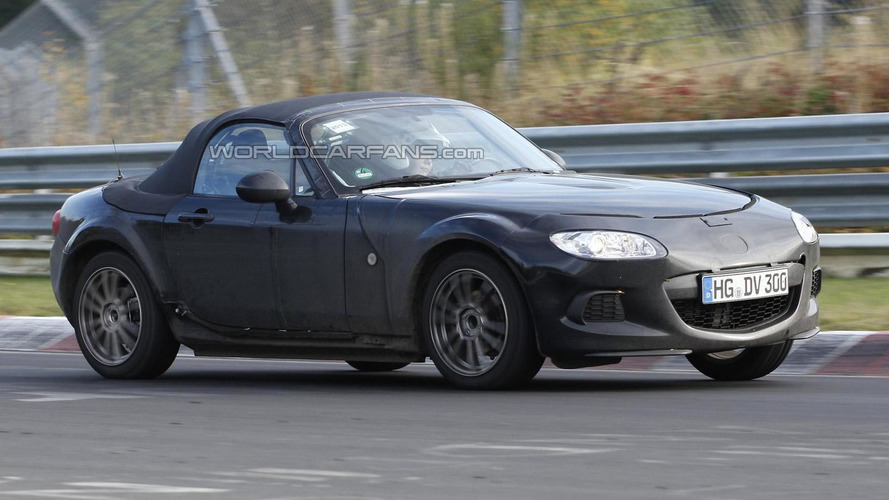 All-new Mazda MX-5 to be unveiled next month in New York - report