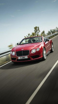 Bentley Continental GT V8 S Convertible 03.09.2013
