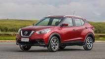 Nissan Kicks S CVT