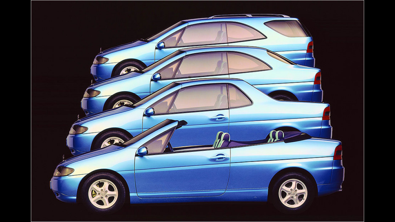 Vario Research Car (1995)