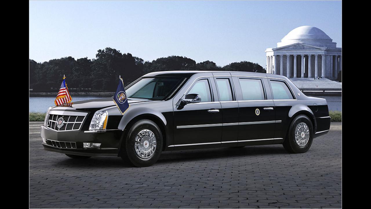 Cadillac Presidential Car