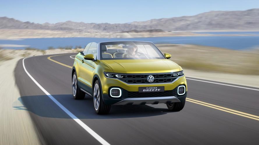 Volkswagen vai lançar novos SUV e picape no Brasil