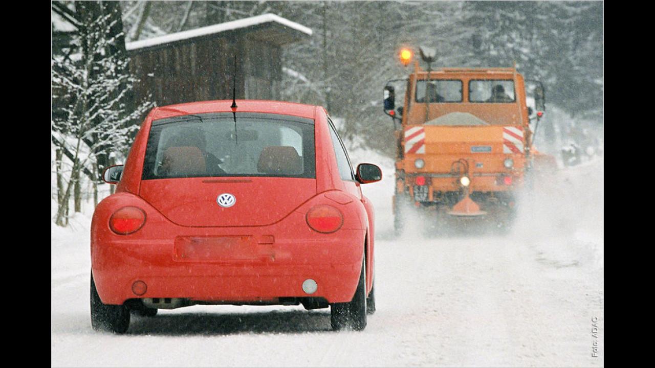 Räum- und Streufahrzeuge überholen