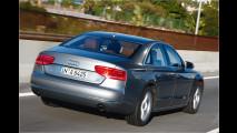 Audi A8 als Erlkönig