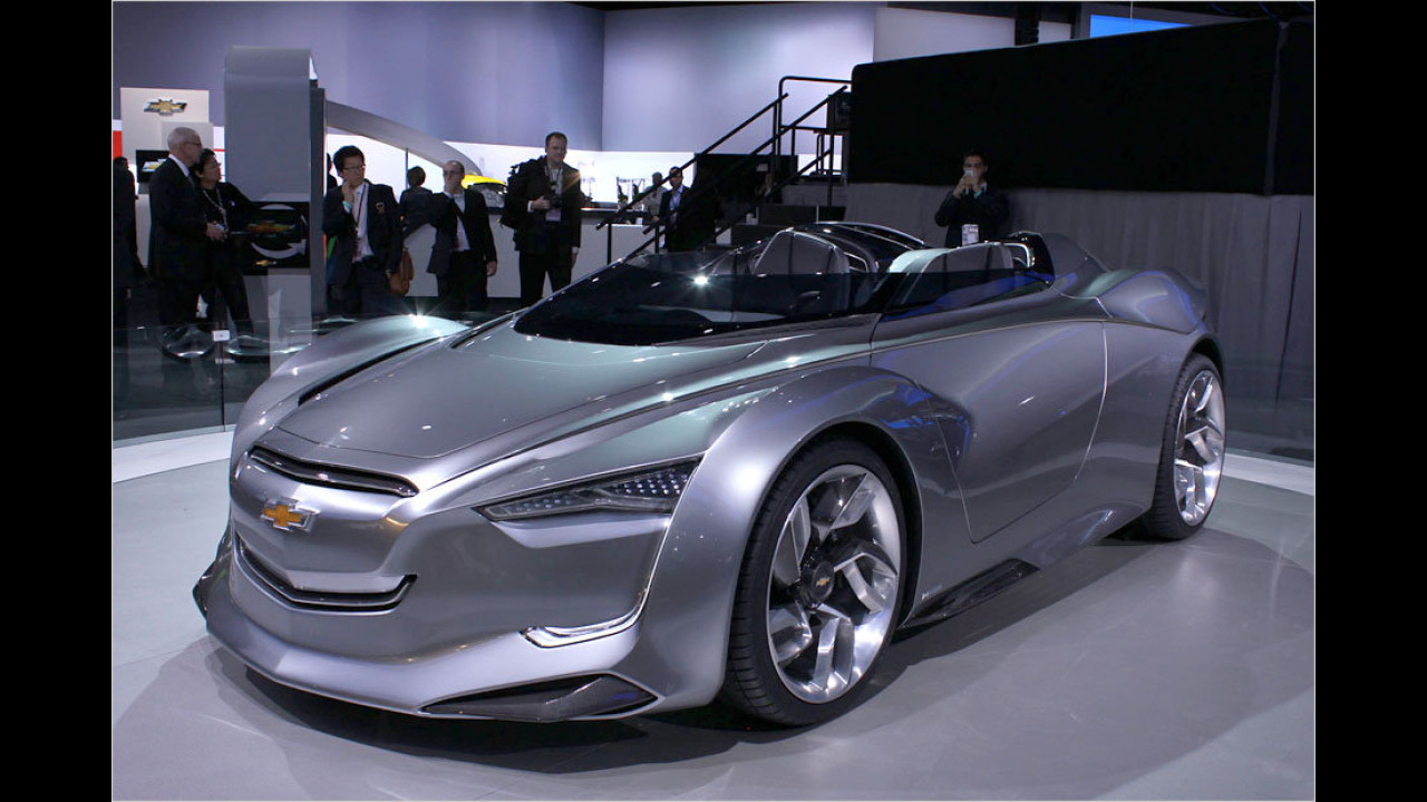 Chevrolet Miray Roadster