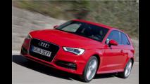 Neuer Audi A3 im Test