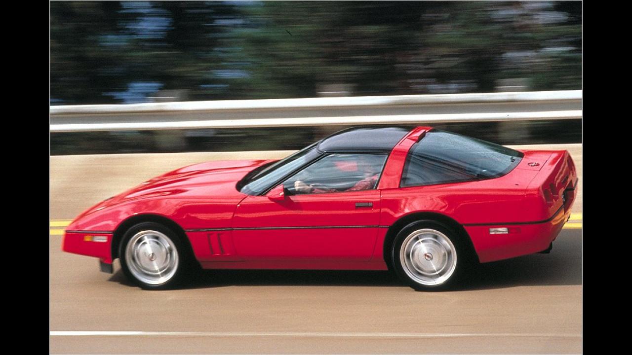 408 km/h: Callaway Sledgehammer Corvette (1989)