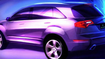 New Acura MDX Concept to Debut at NYIAS