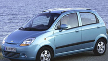New Chevrolet Matiz