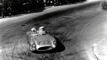Moss & Jenkinson on the 300SLR