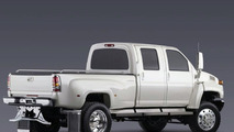 Chevrolet Kodiak C4500 Pickup at NAIAS