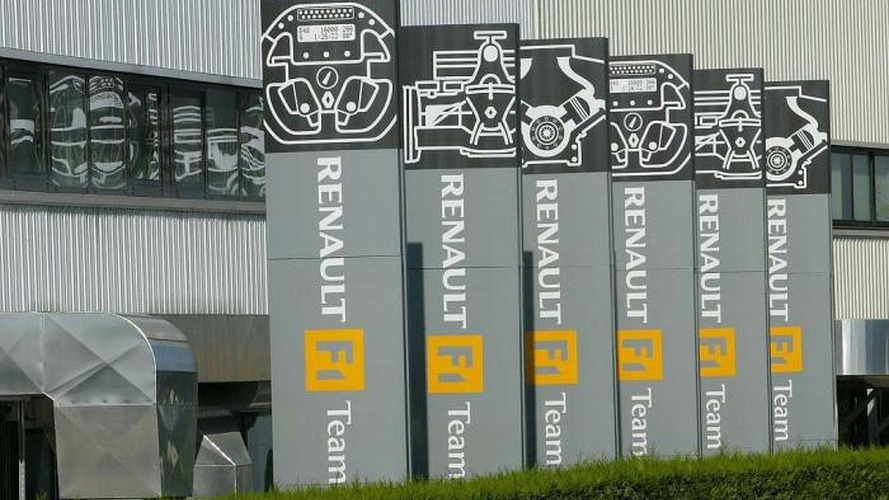 Renault's F1 engine project 'for sale' - report