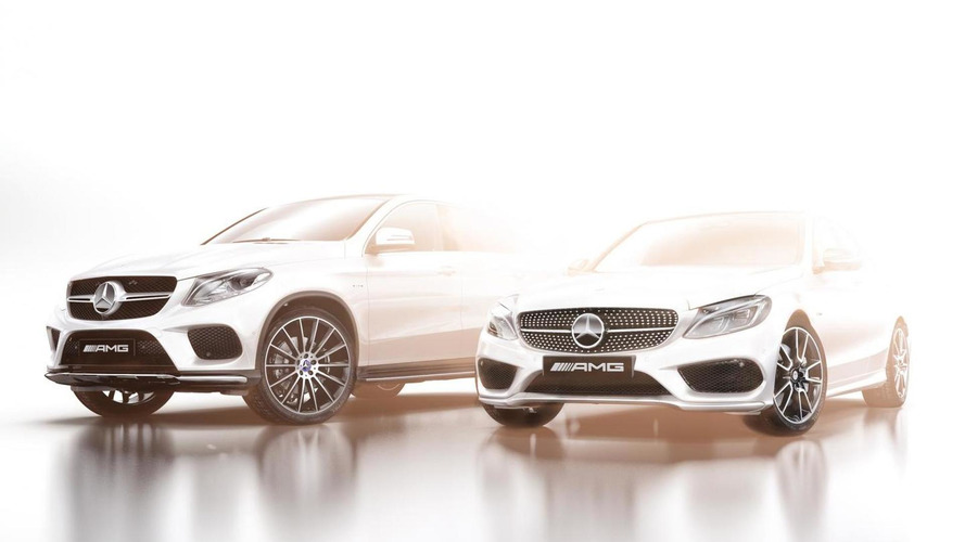 Mercedes-Benz confirms C450 and GLE 450 Coupe AMG Sport are coming to NAIAS