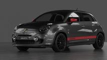 Fiat 600 rendering / David Obendorfer