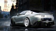 Khyzyl Saleem custom car rendering