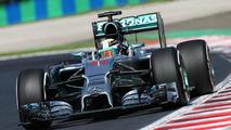 Lewis Hamilton (GBR), 25.07.2014, Hungarian Grand Prix, Budapest / XPB