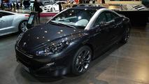 Peugeot RCZ R concept unleashed in Paris