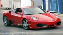 SPY PHOTOS: Ferrari Dino