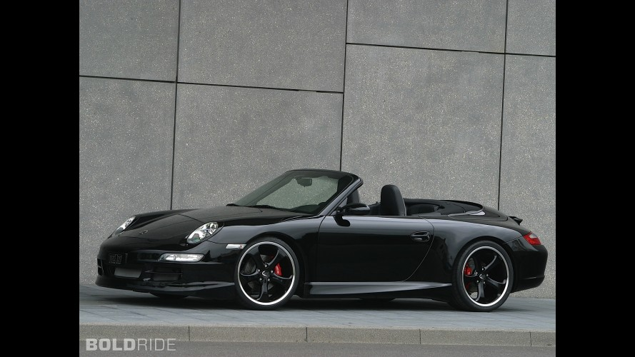 TechArt Porsche 911 Carrera Cabriolet